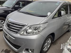 Toyota Alphard 2012 Silver | Buses & Microbuses for sale in Mombasa, Mvita