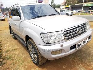 Toyota Land Cruiser Prado 2003 Ivory | Cars for sale in Nairobi, Nairobi Central