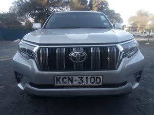 Toyota Land Cruiser Prado 2012 Silver   Cars for sale in Nairobi, Nairobi Central