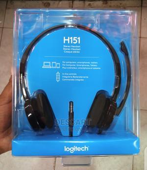 Logitech H151 Stereo Headset | Headphones for sale in Nairobi, Nairobi Central