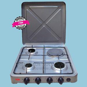 Von 3 Gas 1 Electric Cooker Table Top   Kitchen Appliances for sale in Nairobi, Nairobi Central