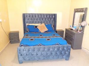 Modern Bed 5*6 Full Set   Furniture for sale in Nairobi, Eastleigh