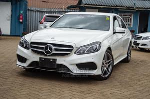 Mercedes-Benz E250 2014 White | Cars for sale in Nairobi, Nairobi Central