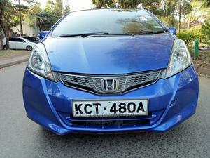 Honda Fit 2011 Blue | Cars for sale in Nairobi, Nairobi Central