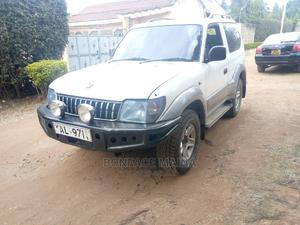 Toyota Land Cruiser Prado 2005 Silver | Cars for sale in Nairobi, Kahawa West