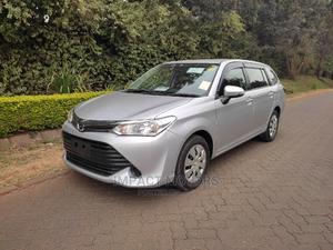 Toyota Fielder 2016 Silver   Cars for sale in Nairobi, Ridgeways