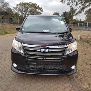 Toyota Noah 2014 1.8 FWD Hybrid (7 Seater) Purple   Cars for sale in Nairobi, Ridgeways