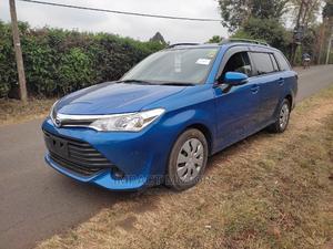 Toyota Fielder 2016 Blue   Cars for sale in Nairobi, Ridgeways
