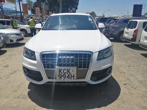 Audi Q5 2010 White | Cars for sale in Nairobi, Kilimani