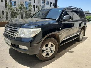 Toyota Land Cruiser Prado 2008 Black | Cars for sale in Nairobi, Nairobi Central