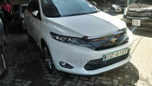 Toyota Harrier 2014 White | Cars for sale in Mombasa, Nyali