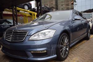 Mercedes-Benz S-Class 2007 S 600 L (V221) Blue   Cars for sale in Nairobi, Kilimani
