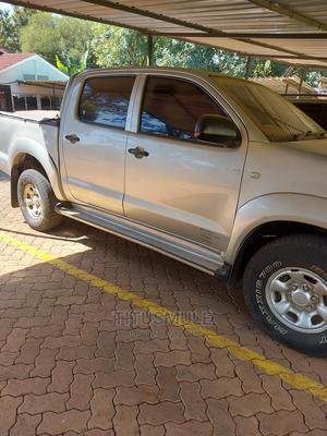 Toyota Hilux Surf 2009 Silver | Cars for sale in Nairobi, Kitisuru