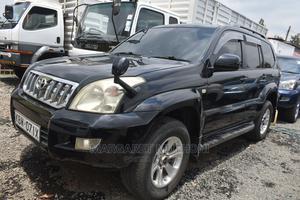 Toyota Land Cruiser Prado 2005 Black   Cars for sale in Nairobi, Nairobi Central