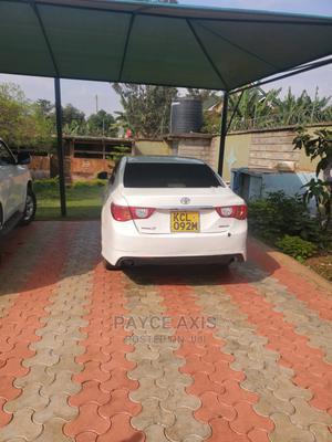 Toyota Mark X 2010 White | Cars for sale in Nairobi, Ngara