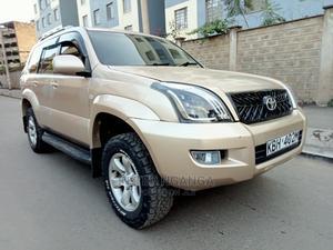 Toyota Land Cruiser Prado 2003 Gold | Cars for sale in Nairobi, Nairobi Central
