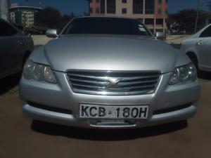 Toyota Mark X 2006 Silver | Cars for sale in Nairobi, Nairobi Central