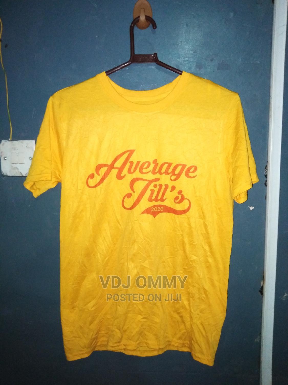 Unisex T-Shirts All Sizes