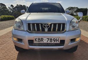 Toyota Land Cruiser Prado 2005 Silver | Cars for sale in Nairobi, Nairobi Central