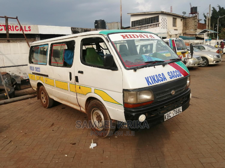 Archive: Toyota Nissan Matatu for Sale