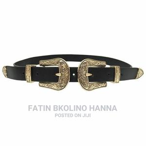 Double Buckle Belt | Clothing Accessories for sale in Nairobi, Nairobi Central