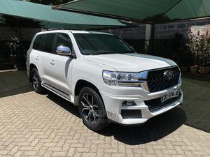 Toyota Land Cruiser 2015 4.5 V8 DSL White | Cars for sale in Nairobi, Lavington