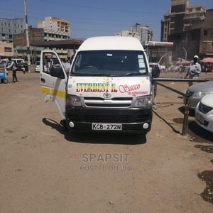 Toyota Hiace 2008   Buses & Microbuses for sale in Nairobi, Ngara