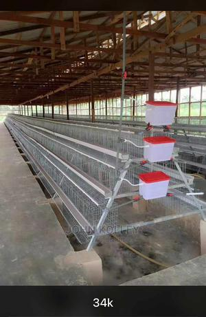 Chicken Cages | Farm Machinery & Equipment for sale in Nairobi, Embakasi