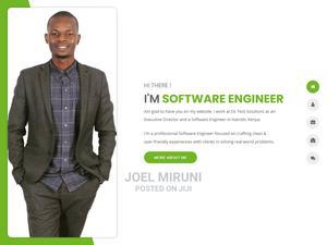 Software Engineer | Computing & IT CVs for sale in Nairobi, Karen