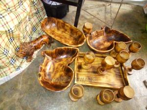 Wooden Cups, Trays and Calabashes. | Arts & Crafts for sale in Nairobi, Embakasi