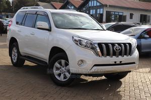 Toyota Land Cruiser Prado 2016 2.8 D-4d White   Cars for sale in Nairobi, Ridgeways