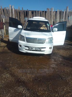 Toyota Noah 2008 2.0 143hp AWD (7 Seater) White | Cars for sale in Uasin Gishu, Eldoret CBD