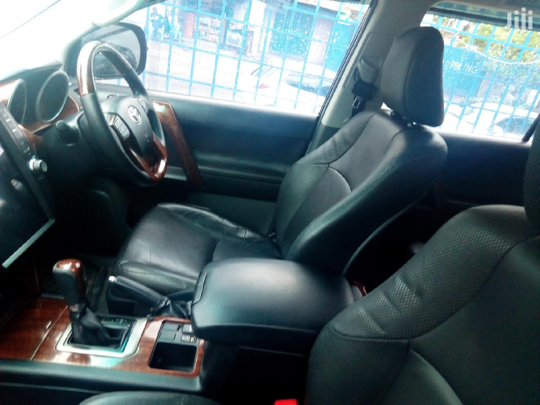 Toyota Land Cruiser Prado 2016 Silver | Cars for sale in Majengo, Mvita, Kenya