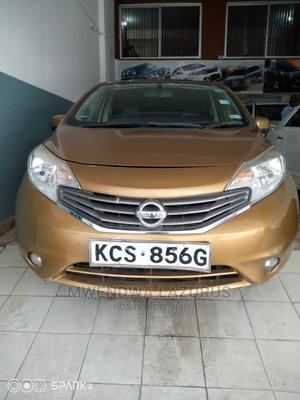 Nissan Note 2012 1.4 Gold | Cars for sale in Mombasa, Ganjoni