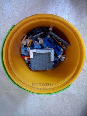 Bucket of Random Legos (Different Sets)   Toys for sale in Kajiado, Kitengela