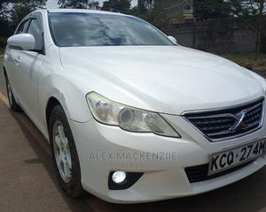 Toyota Mark X 2011 White | Cars for sale in Nairobi, Nairobi Central