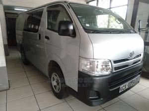 Toyota HiAce 2012 Silver | Buses & Microbuses for sale in Mombasa, Mombasa CBD