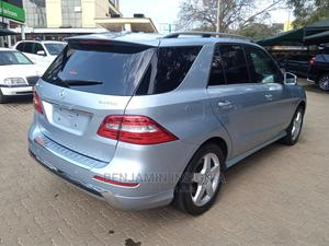 Mercedes-Benz M Class 2014 Silver | Cars for sale in Nairobi, Kilimani