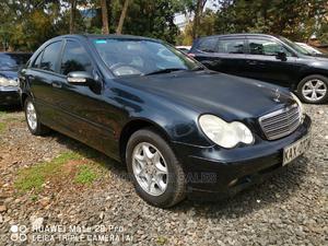 Mercedes-Benz C200 2000 Blue   Cars for sale in Nairobi, Nairobi Central
