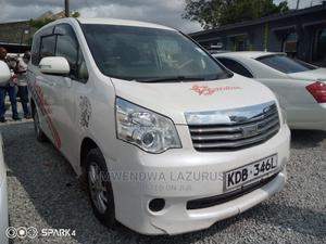 Toyota Noah 2013 2.0 143hp FWD (7 Seater) White   Cars for sale in Mombasa, Ganjoni