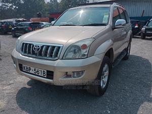 Toyota Land Cruiser Prado 2003 3.0 D-4D Gold   Cars for sale in Nairobi, Ridgeways