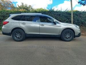 Subaru Outback 2015 Gold | Cars for sale in Nairobi, Nairobi Central