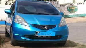 Honda Fit 2010 Blue   Cars for sale in Mombasa, Tudor