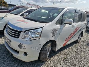 Toyota Noah 2013 White   Cars for sale in Mombasa, Mombasa CBD