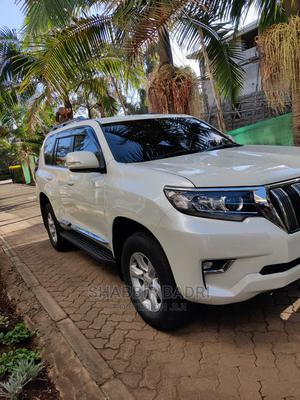 Toyota Land Cruiser Prado 2014 2.7 VVT-i White | Cars for sale in Nairobi, Nairobi Central