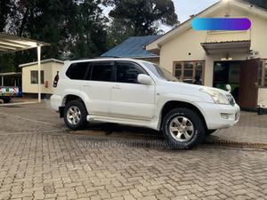 Toyota Land Cruiser Prado 2008 2.7 I 16V White | Cars for sale in Nairobi, Nairobi Central