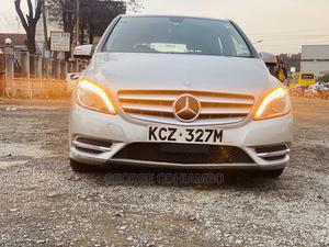 Mercedes-Benz B-Class 2014 Silver | Cars for sale in Nairobi, Kilimani