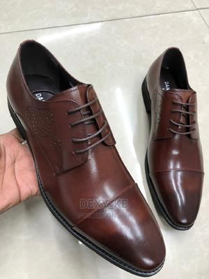 Brown Oxford Leather Shoes | Shoes for sale in Nairobi, Nairobi Central
