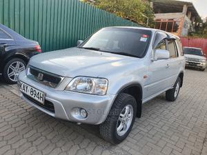 Honda CR-V 2000 2.0 Automatic Silver | Cars for sale in Nairobi, Kilimani