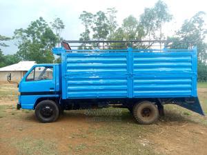Isuzu Canter 3.3 1990 Blue | Trucks & Trailers for sale in Busia, Marachi West